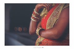 An Indian bride.. (Sanz'Y) Tags: sanzy canon eos 2016 candid bride beauty wedding night bokeh colors tamilnadu girls