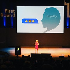 Eventbrite CEO Julia Hartz on harnessing cognitive empathy to unlock team members strengths & drive business outcomes / performance (thisgirlangie) Tags: eventbrite ceo julia hartz harnessing cognitive empathy unlock team members strengths drive business outcomes performance