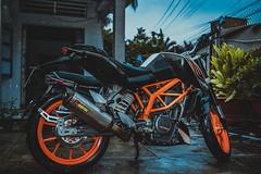 TAM_4903-2 (T.N Photo) Tags: ktm duke 390 ktmduke390 ktmvietnam tnphoto d750 35f2d 35mm lightroom vietnam motorcycle akrapovic oranger honda dream kracher nikon