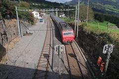 SOB - Station Steinerberg (Kecko) Tags: 2016 kecko switzerland swiss schweiz suisse svizzera innerschweiz zentralschweiz schwyz sz sob südostbahn steinerberg railway railroad station bahnhof train bahn zug eisenbahn vae voralpenexpress swissphoto geotagged geo:lat=47051610 geo:lon=8584290