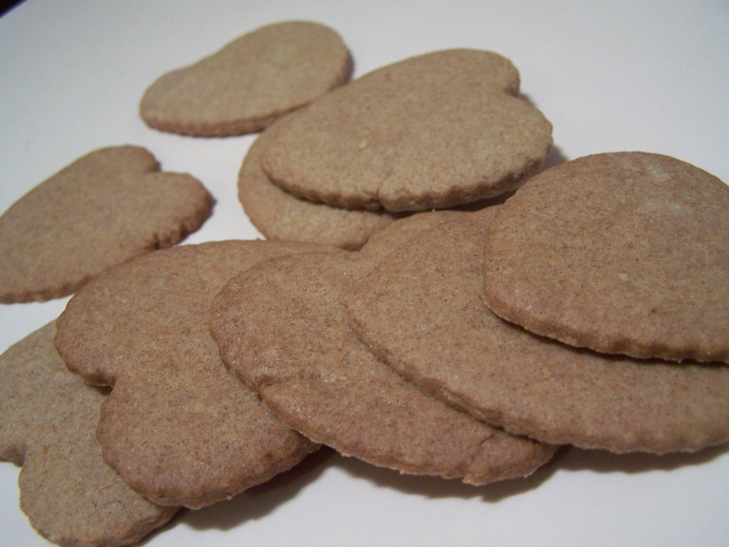 hot cinnamon sugar cookie