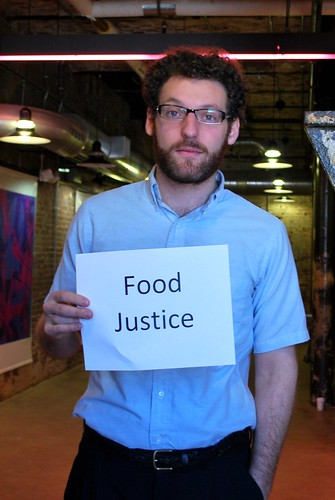 David Schwartz is fighting for food justice