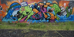 Seikoe | Ironlak Family - Byron Bay 2010. (Ironlak) Tags: graffiti seiko byronbay ironlak