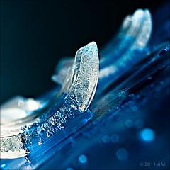 ís kaldur (alfheidur magnus) Tags: dof vatn 2011 ís klaki top20blue dýptarskerpa ~þemaklúbburinn