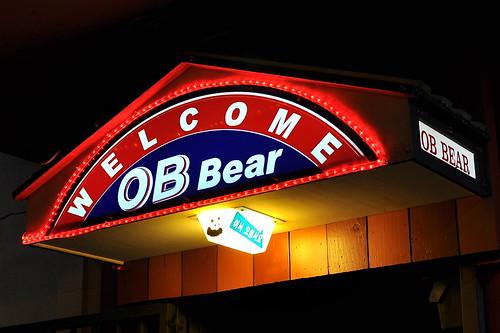 OB Bear - Koreatown