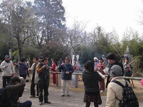 大安寺光仁会(笹酒祭り)-17