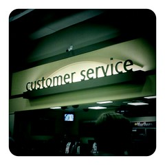 Customer Service By nffcnnr on flickr