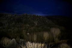 ... Iperborea ...Hyperborean ... (UBU ♛) Tags: blue blues dreams blunotte ©ubu unamusicaintesta landscapeinblues bluubu luciombreepiccolicristalli