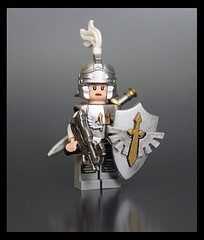 Shield Maiden (Geoshift) Tags: lego 40k warhammer warhammer40k customminifig legocustomminifig warhammerlego