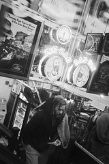 Man at the Smoke Shop (Araakii) Tags: seattle street leica shop zeiss 35mm washington downtown candid smoke homeless rangefinder carl pikeplace cigarettes grab m9 biogon3528zm