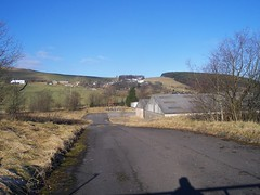 Spenbrook Road to Newchurch (The Fat Goat) Tags: jan walk hill sat 29th pendle 2011