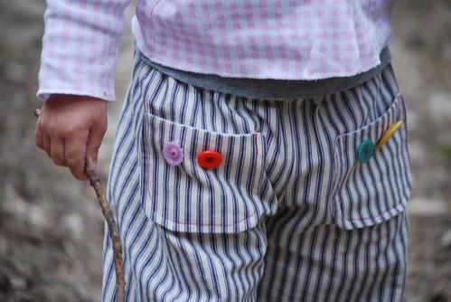 Mama made pants