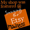 Etsy Madness Feature Friday