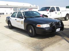 LA County Sheriff - Ford Crown Victoria (MR38) Tags: ford victoria crown sheriff