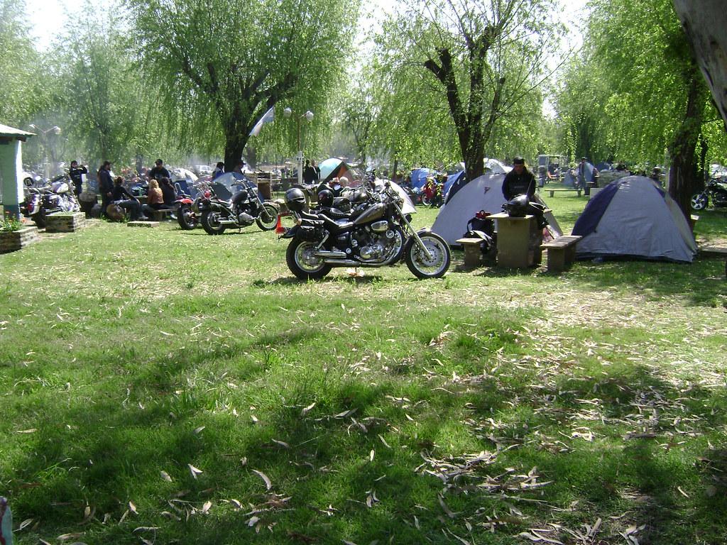 encuentro de motos