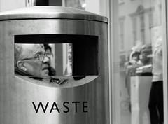 framed (Clive Jones Photography) Tags: people streets frames faces nikond70 streetphotography oxford oxfordengland wastebins oxforduk clivejones theoxonian sigmaf1450mlens copyrightclivejones