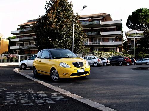 Most Popular Car 2005 Lancia Ypsilon Momodesign