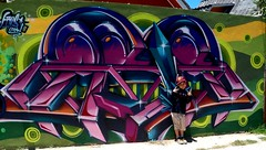 Asie. (COLOR IMPOSIBLE CREW) Tags: chile graffiti crew asie 2010 zade fros belloto