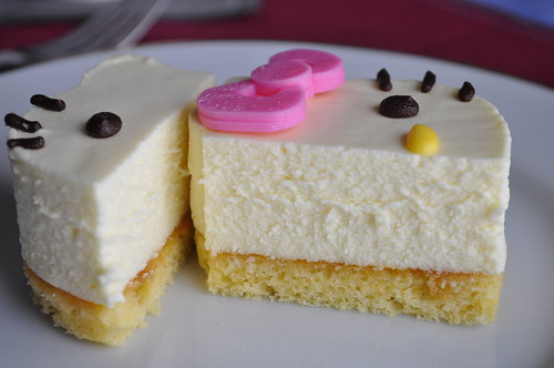 キティ ミニチーズケーキ