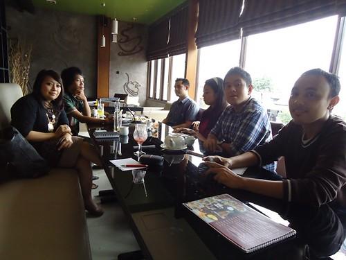 Rolasan Bareng ID Blog Network Di Jogjaa