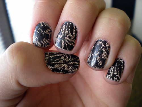 Sally Hansen Lace Nail Strips