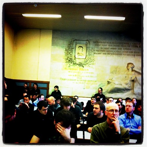 FOSDEM Data Devroom is filled to capacity #bigdata