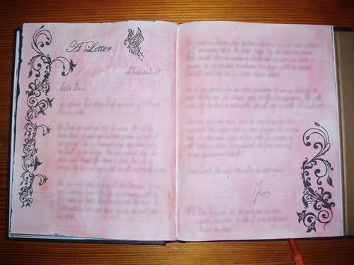 February Journaling Challenge, Day-06: A Letter.