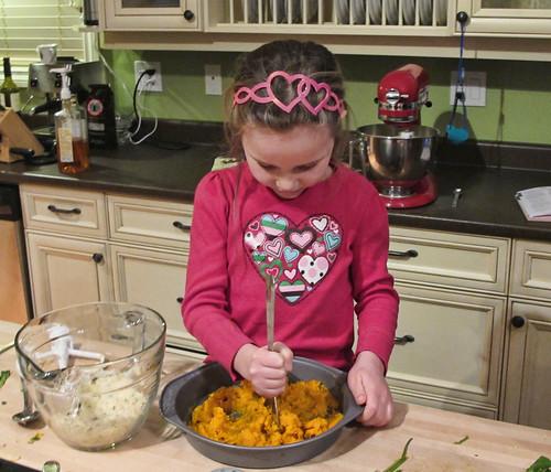 Homemade Ravioli (Butternut squash)