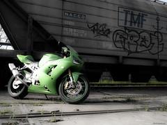 TMF-Kawasaki Art (StriciKanegér) Tags: 2005 2003 green 2004 st out mod ninja quality samsung 2006 burn 600 stc 500 custom kawasaki exhaust paintjob zx footage zx6r 636 zx636 leovince monsterslip procejct