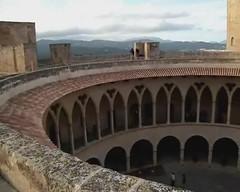 video 2 Castillo de Bellver Palma de Mallorca (Rafael Gomez - http://micamara.es) Tags: espaa de la video spain interior ciudad museo mallorca palma islas castillo historia videos castel baleares bellver