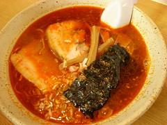 拉麺タイヂ「辛味そば」(500円)