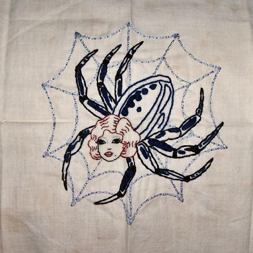 Spider Lady by igobylorib