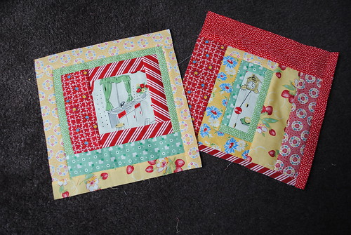 February Blocks for Amy