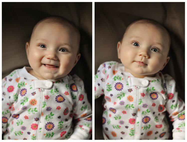 Lola ~ 4 months