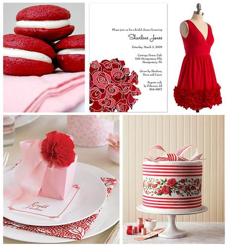 Roses and Red Velvet
