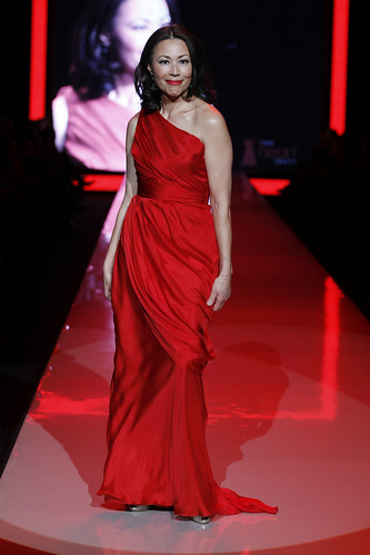 Ann Curry in Carmen Marc Valco