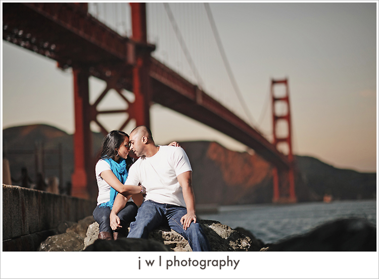 reena_shaun_74 Fort Point Engagement