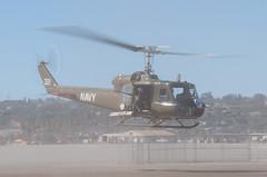 Huey UH-1B (SBGrad) Tags: nikon huey nikkor coronado nasni alr 2011 d90 cona navalairstationnorthisland 3570mmf28d uh1b hal3 centennialofnavalaviation