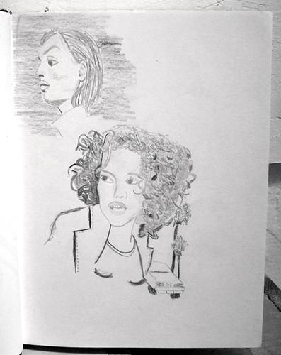 Sketchbook #3 - 1998