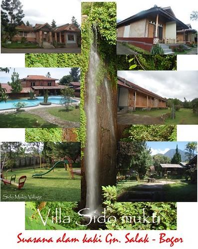 Curug Nangka - Villa Sido Mukti