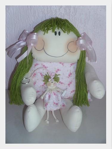 Boneca Sorriso Tchuca
