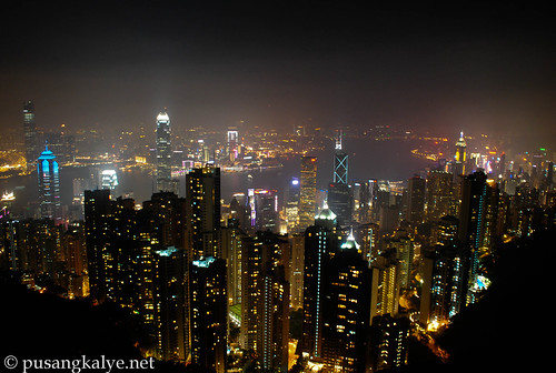 THE PEAK-hongkong