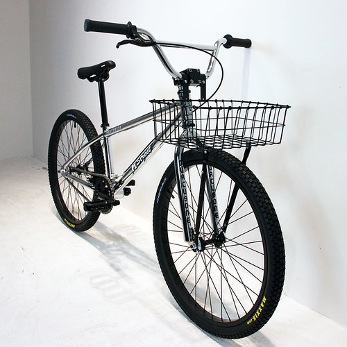 "DURCUS ONE / 24"" H-street FRONT BASKET CUSTOM / CP"