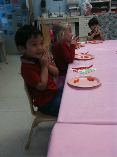 Valentine's school party