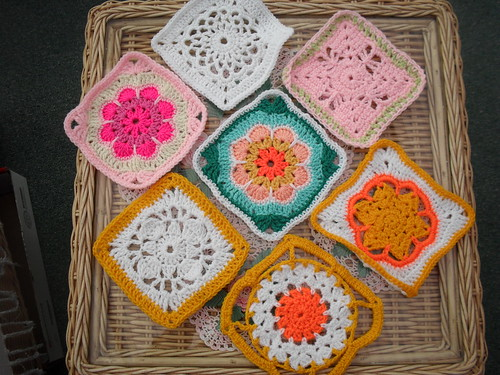 Gilly Lilly (UK) Your Squares arrived today! Thank You!