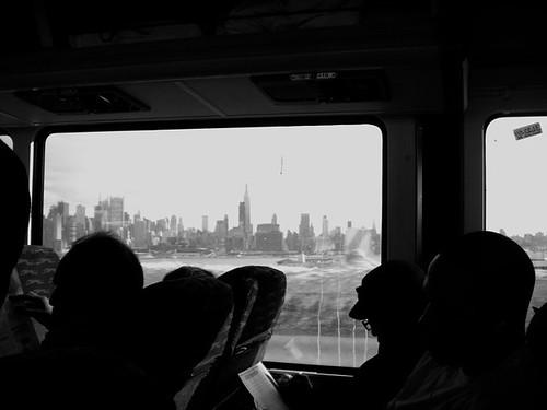 Manhattan from Weehawken