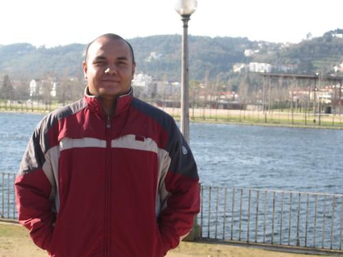 Douglas in Coimbra.