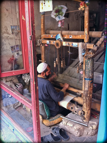 Silk Loom