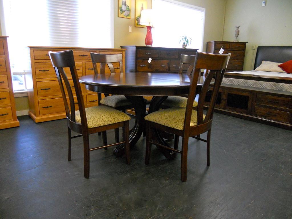 """54"""" Round Harmony Table"""