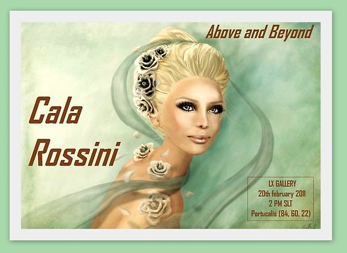Cala Rossini Exhibition